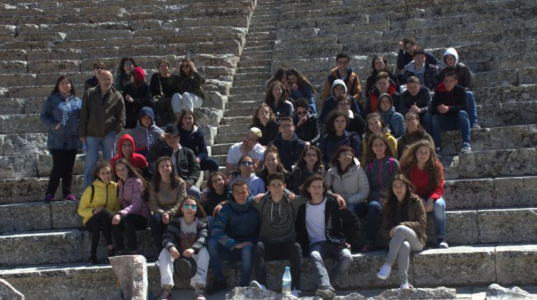 Учебна практика в Гърция, НГДЕК