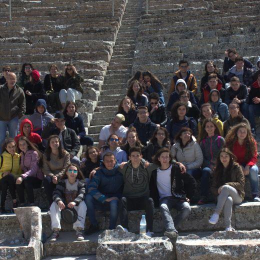 Учебна практика в Гърция, април 2019