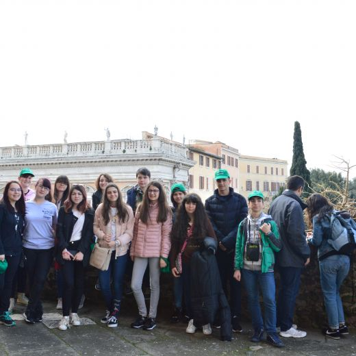 Посещение на Accademia Vivarium Novum