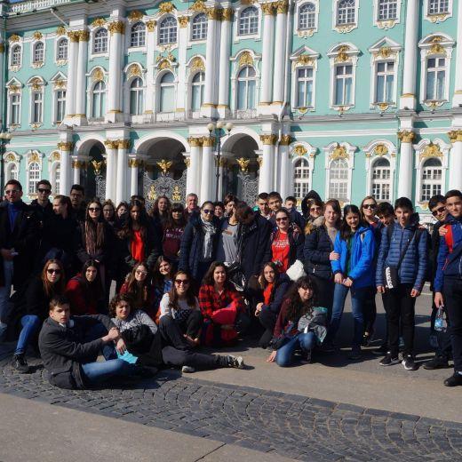Обмен на НГДЕК в Русия, 1-7 април 2019