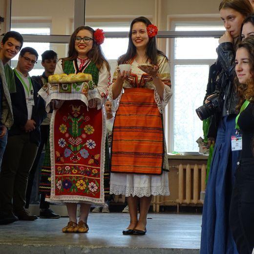 Европейски фестивал на изкуствата 2017 - София, България