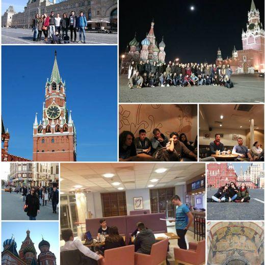 Образователен обмен в Русия - 10-16 април 2017г.