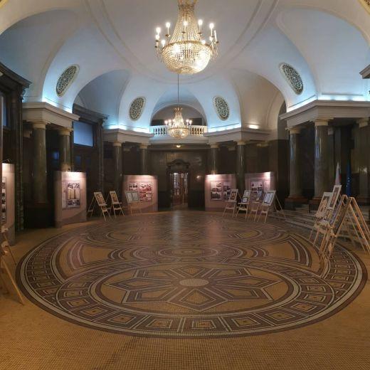 Изложба в чест на Успение Кирилово, 14-22 февруари 2019